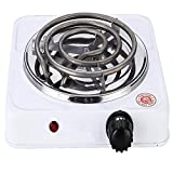 TOOGOO Electric Furnace 1000W Hot Plate Kitchen Cooking Coffee Heater Hookah Burner Smoking Pipes Charcoal Hot Plate Home Mosquito Incense Burner Us Plug