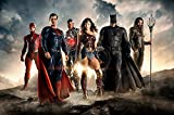 "Posters USA - DC The Justice League Movie Poster GLOSSY FINISH - FIL035 (24"" x 36"" (61cm x 91.5cm))"