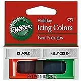 Icing Colors .5oz 2/Pkg-Christmas