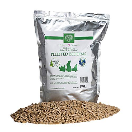 Small Pet Select All Natural Pellet Bedding, 8 lb.