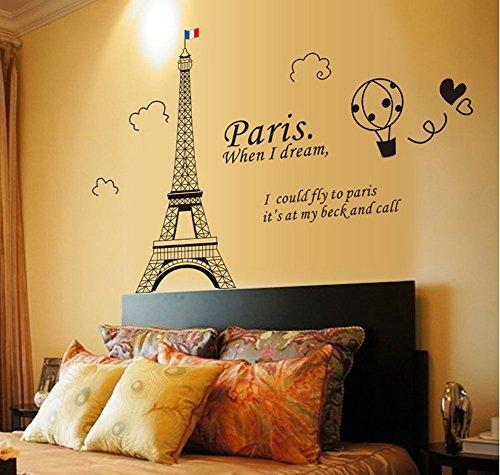Modern, Charming and Artistic Paris Wall Decor | Home Wall Art Decor
