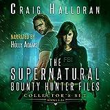 The Supernatural Bounty Hunter Files Collector's Set: Books 1-10: Urban Fantasy Shifter Series