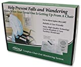 Smart Caregiver? Exit Alarm with Chair Pressure Sensing Pad - Lets you know when they get up! by Smart Caregiver