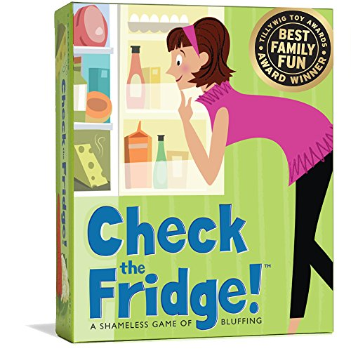 Check the Fridge! - Math Game