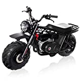 Mega Moto MM-B212-RB 7.5HP Classic 212CC Mini Bike