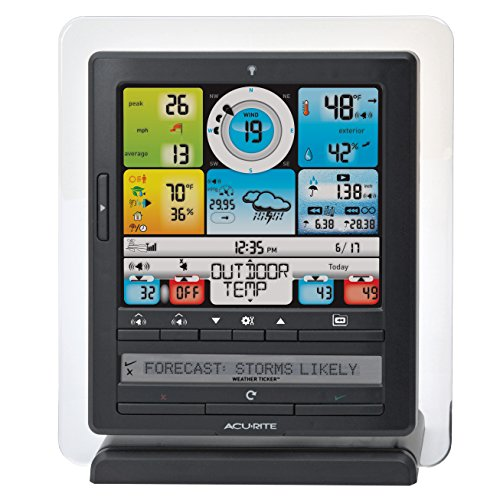 AcuRite 06006M Color Display for 5-in-1 Weather Sensors