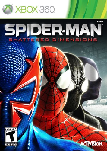 Spider-Man: Shattered Dimensions -...