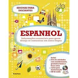 Espanhol - Coleção Idiomas Para Iniciantes