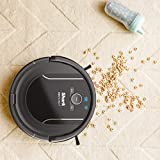 SHARK ION Robot Vacuum R85 WiFi-Connected with Powerful Suction, XL Dust Bin, Self-Cleaning Brushroll and Voice Control with Alexa or Google Assistant (RV850)
