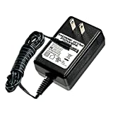 Horizon Fitness E401 & LS645E Limited Series Elliptical Home Gym Power (12V Models) Wall Plug AC Adapter/Power Cord