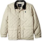 Product review for U.S. Polo Assn. Men's Diamond-Quilted Jacket
