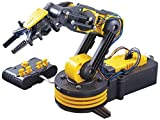 OWI Robotic Arm Edge | No Soldering Required | Extensive Range of Motion on All Pivot Points