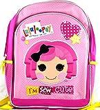 MH Lalaloopsy I'm Sew Cute 15.5' Backpack Book Bag