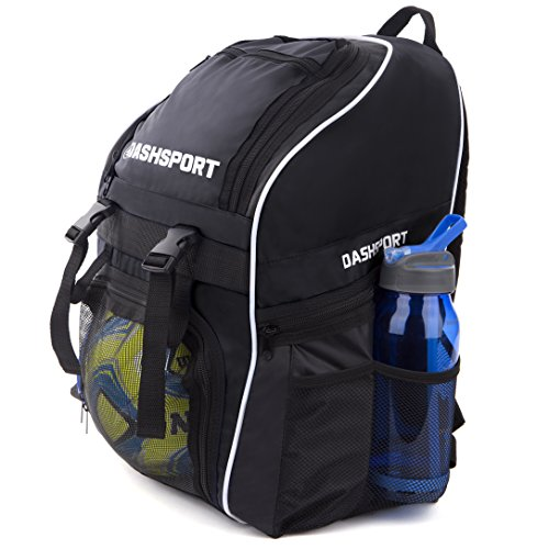 Soccer Backpack - Basketball Backpack - Youth Kids Ages 6 and Up - With  Ball Compartment 6e0196eca8129
