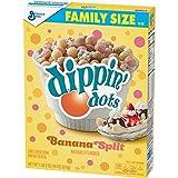 Dippin' Dots Banana Split Flavored Cereal, 18 oz Box