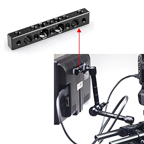 SmallRig-Cheese-Plate-with-Multiple-Threaded-HolesCheese-Bar-for-Monitor-Mount-DIY-Camera-Accessories-1091