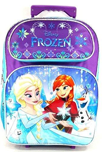 Disney Frozen Girls Elsa, Anna & Olaf 16