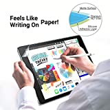 [2pack] Ipad pro12.9 Paperlike Screen Protector,(2015-2017:1st 2nd Generation,with Home Button)/Anti-Scratch/Anti-Glare/Compatible with Apple Pencil &Face ID ipad pro 12.9-inch PET Film [NOT Glass]