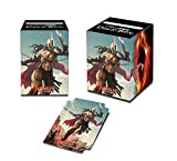 Ultra Pro Magic: The Gathering Commander 2015 Kalemne, Disciple of Iroas PRO-100+ Deck Box