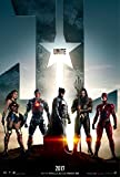 The Justice League Part One Movie Poster 18 x 28 Inches