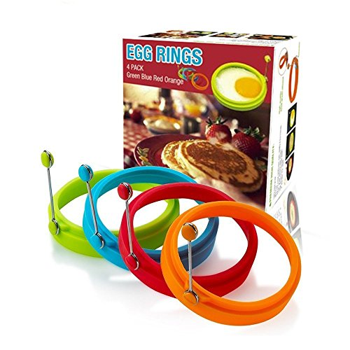 New-Egg-Ring-4pcs-4-Color-Silicone-Egg-Rings-Non-Stick-Egg-Cooking-Rings-Perfect-Fried-Egg-Mold-or-Pancake-Rings-Cooking-Rings-For-Breakfast-Lunch-Dinner