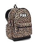 Victorias Secret PINK Campus Backpack Black Orchid/Marl Grey