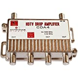 4 Port DTV Distribution Amplifier - CDA4