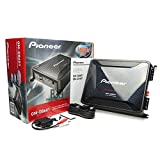 Pioneer GM-D8601 Mono 1600W Class-D Car Amp, with Bass Boost Remote
