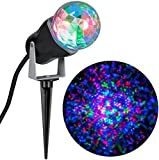 Gemmy Lightshow Multicolor Kaleidoscope for Holiday Decor