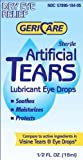 Gericare- Artificial lubricating Tears Dry Eye relief 0.5 OZ (PACK OF 2)