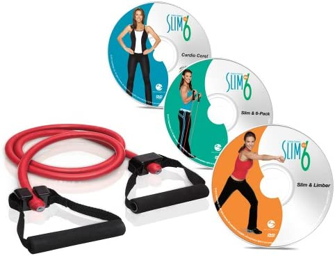 Slim in 6 DVD Workout 5