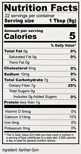 Anthony's Xanthan Gum, 1 lb, Batch Tested Gluten Free, Keto Friendly, Product of USA 4