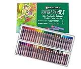 Sakura XLP50 50-Piece Cray-Pas Expressionist Assorted Color Oil Pastel Set