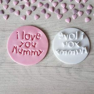 I Love You Mummy Embosser Stamp 51QE30HeSYL