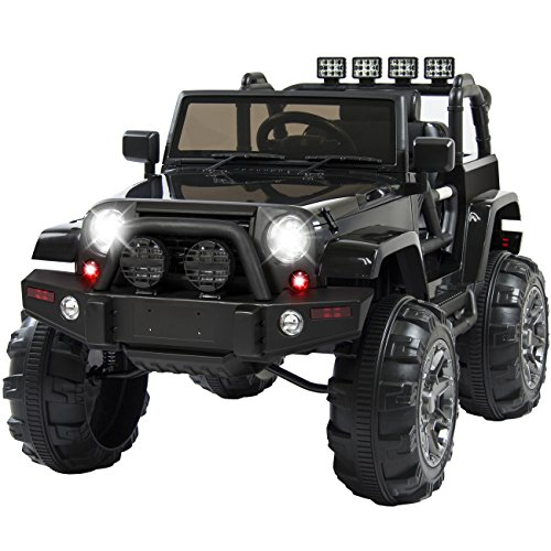 Best Choice Products 12V Ride On Car Truck w/ Remote Contro