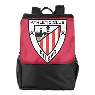 39b0f03af85ed 2018 Soccer Athletic Bilbao Football Club Fashion Laptop Backpack Casual  Daypacks Outdoor Sports Rucksack School Shoulder Bag Unisex