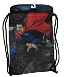 Dawn of Justice Gymsack Cinch Sack Polyester Drawstring Gym Tote