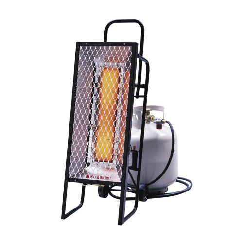 Mr. Heater 35,000 BTU Propane Radiant Heater #MH35LP #F270700