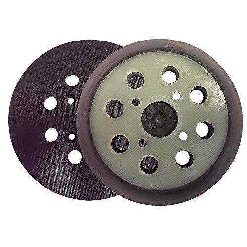 Superior Pads and Abrasives RSP28 5' Dia 8 Hole Hook & Loop Sander Pad Replaces Milwaukee OE # 51-36-7090, Ryobi OE # 300527002, 975241002, 974484001, Ridgid OE # 300527002