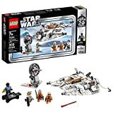 LEGO Star Wars: The Empire Strikes Back Snowspeeder - 20th Anniversary Edition 75259 Building Kit (309 Pieces)