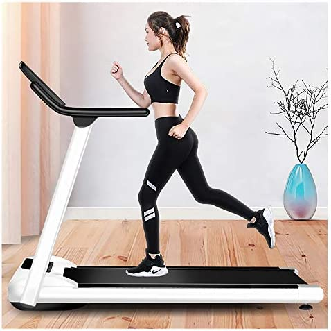 Foldable Treadmill for Walking Running Home, Treadmill Workout Machine Incline, 280LB Capacity 1