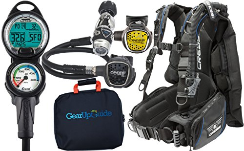Cressi Ace Scuba Diving Gear