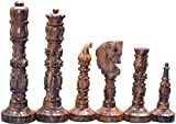 Mugal Design Chess set Historical Medieval Design Chess Set