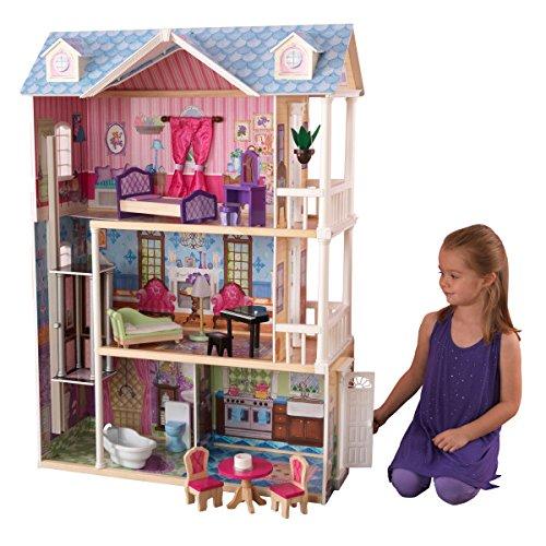 Amazon: KidKraft My Dreamy Dollhouse w/ Furniture - LOW PRICE + FREE SHIPPING!