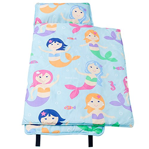 Nap Mat Olive Kids by Wildkin Children's Nap Mat
