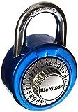 Wordlock Text Standard Padlock, Assorted Colors