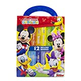 Disney Mickey Mouse Clubhouse - My First Library Board Book Block 12-Book Set - PI Kids