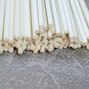 War World Scenics Square ABS Plastic Rod 250mm Length (Choose Size) – Plasticard Styrene Architectural Modelling Model Making Building DIY Materials Construction 51Qmk0sU3LL