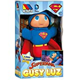 Molto - Gusy Light with Superman design, soft toy (15869) by Suuperman