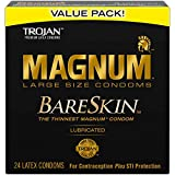 MAGNUM BareSkin Large Condoms, 24ct